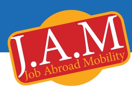 Progetto J.A.M: opportunità di tirocinio all'estero