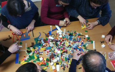 Un workshop per Save the Children con gli strumenti del LEGO® SERIOUS PLAY®