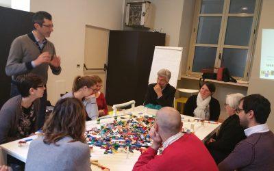 Formazione e Creatività per adulti attraverso gli strumenti e la metodologia LEGO Serious Play