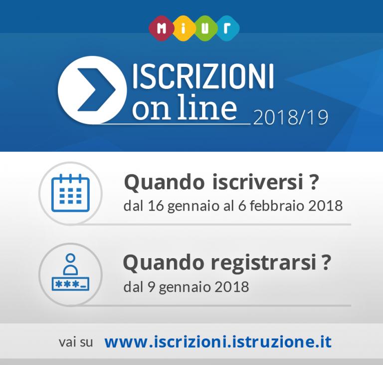 Iscrizioni Obbligo Formativo 2018/2019 – Codice meccanografico TOCF01600C