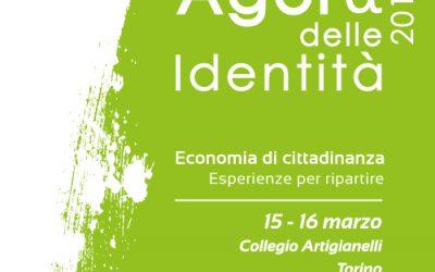 Agorà delle Identità 15 e 16 marzo