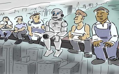 Gli impatti della tecnologia nel futuro del lavoro