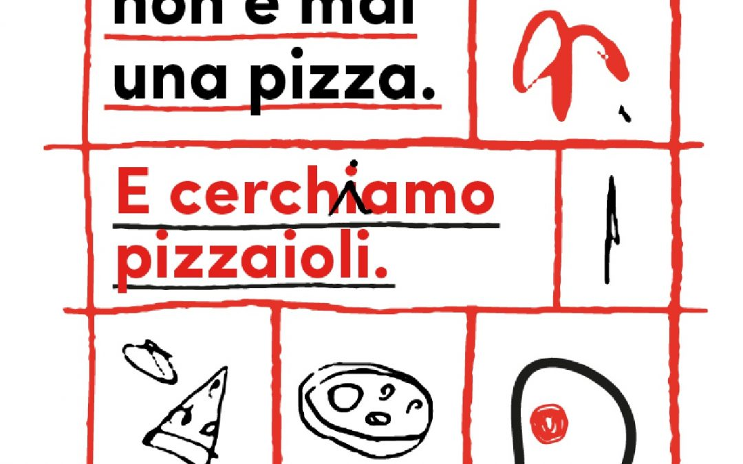 Annuncio di lavoro 79/18: Pizzaiolo