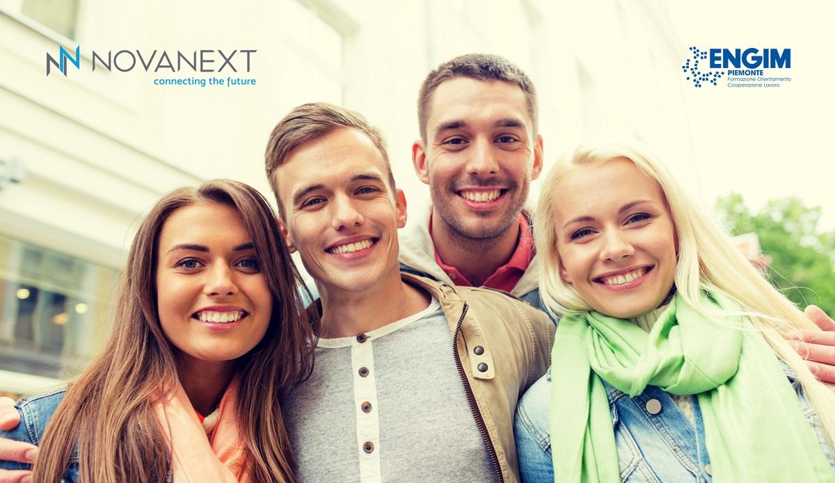 SITO NovaNext ricerca nuovi talenti