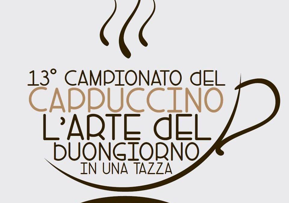 21 Maggio: tutti invitati al Campionato del Cappuccino