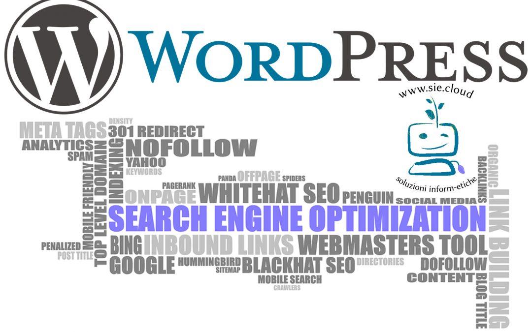 Workshop wordpress per il web marketing