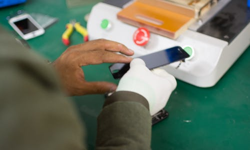 Corso di riparazione cellulari