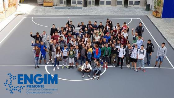 Parte oggi un nuovo spazio per stare insieme…ENGIM non vi lascia soli!